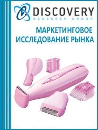 Анализ рынка бритв и эпиляторов электрических в России (с предоставлением базы импортно-экспортных операций)