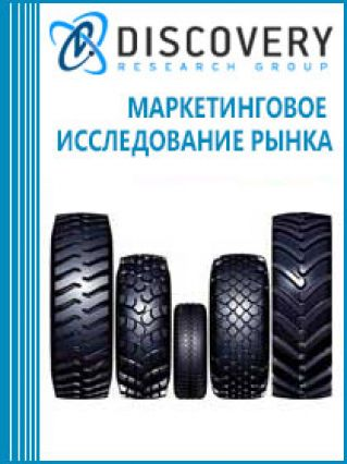 Анализ рынка шин в России по товарным группам: итоги 2013 г.