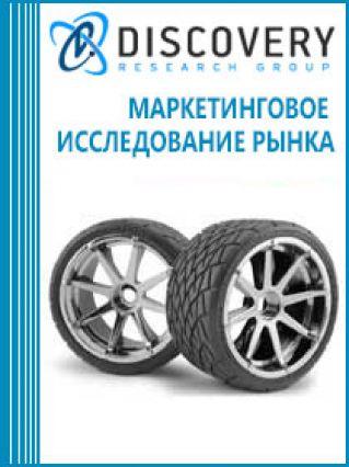 Анализ рынка шин в России: итоги 2004-2006 гг